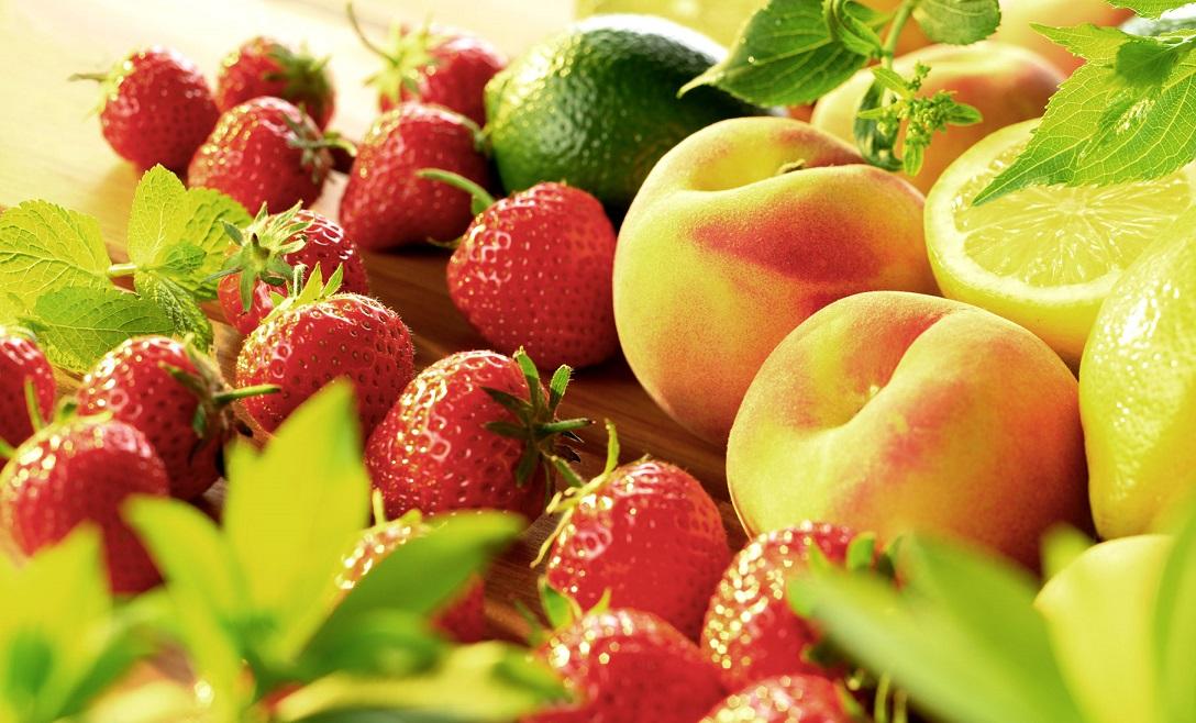 Φρούτα κι η δίαιτα αποκτάει άλλο χρώμα