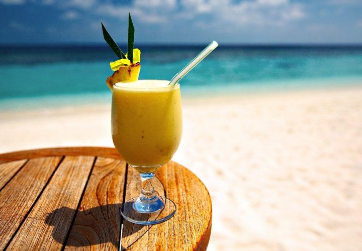 έξυπνα σνακ της παραλίας