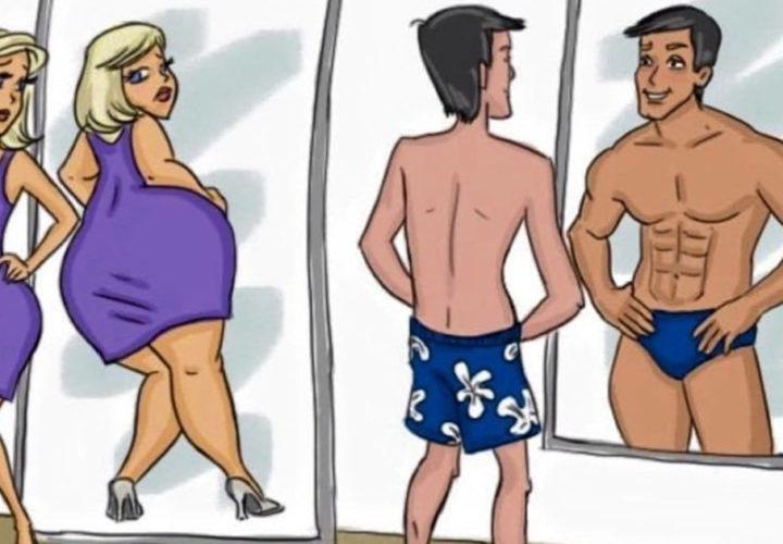 ψυχολογία και σωματικό βάρος
