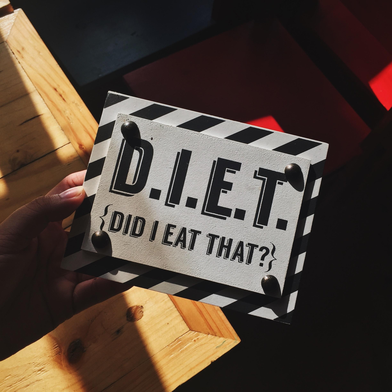 did i eat that